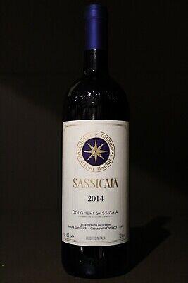 Sassicaia 2014 - con velina originale