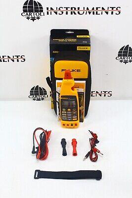 Fluke 773 Milliamp Ma Process Clamp Meter Non Contact Tester