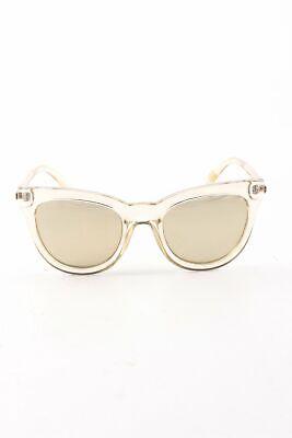 """LE SPECS Panto Brille """"Le Debutante"""" goldfarben Damen Sonnenbrille Sunglasses"""