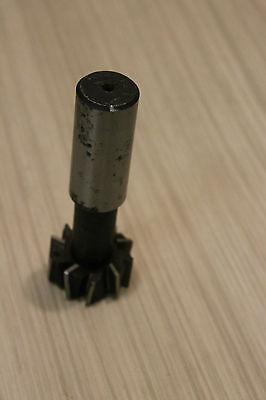 T- Nutfräser HSS Fräse Durchmesser 40 mm x breite 18 mm ()
