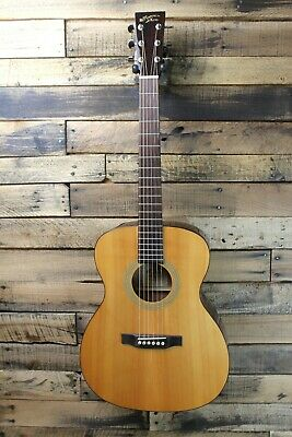 Recording King RO-06-FE3 Acoustic-Electric Guitar - Scratches #R5845