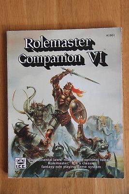 ICE - Rolemaster Companion VI (1992)