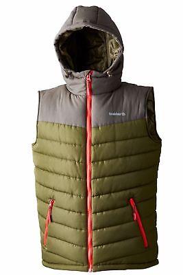 Trakker HexaThermic Bodywarmer NEW Winter Gilet Fishing Clothing *All Sizes*