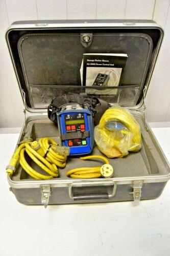 George Fischer Sloane GSR FU-2000 Welder Electrofusion Pipe Fusion
