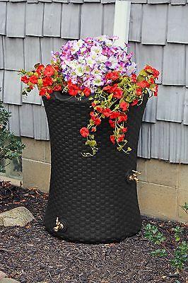 New Good ideas Impressions Nantucket 50 gal Rain Barrel Made in USA!