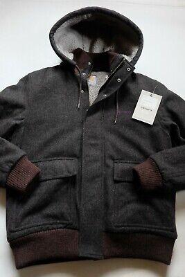 Chaqueta Hombre Carhartt Warder Jacket ( Soot ) Talla L