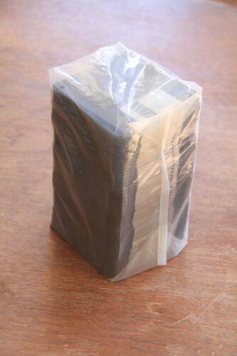 Bulk pack of 50 Unused 3.5 inch HD floppy disks 1.44MB