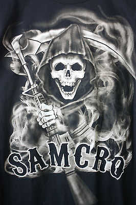 Sons of Anarchy - SAM CRO Spencers T-Shirt