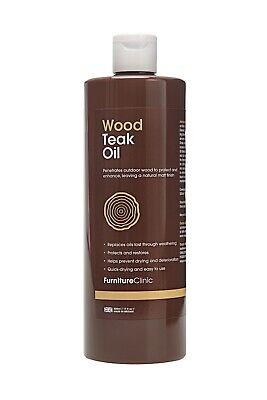 Teak Oil - Wood Oil For Use on All Old & Greying Teak
