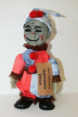 Demon Baby Halloween Prop ( Evil Dead Clown Devil Baby Doll Horror Halloween Haunted House Prop)