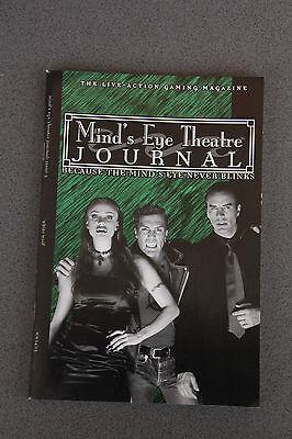Mind's Eye Theatre Journal Issue 3 (Vampire Larp/RPG)