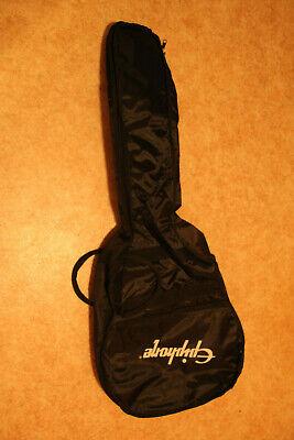 Epiphone Roadie Guitar Case Bag Travel Soft Fabric Black