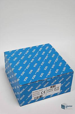 Sick Clv621-2120 Barcode Scanner Scanner 1041789 Software V5.25 Nip