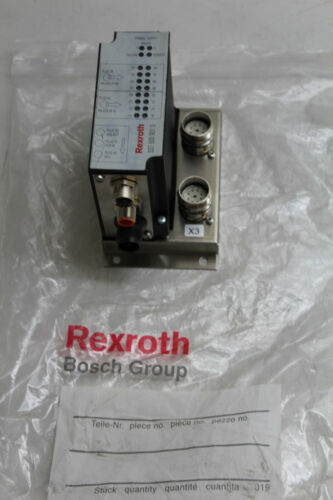 Rexroth 337 500 901 0 Valve controller NEW