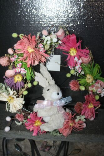 Pier 1 Easter Bunny Wreath