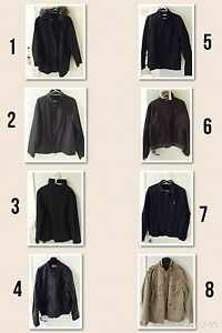 Assorted UK coats and jackets Burns Beach Joondalup Area Preview