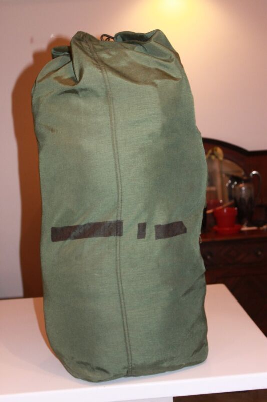 Military Surplus, Duffle Bag, OD Green
