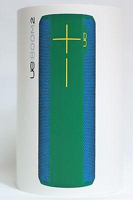 Logitech Ue Boom 2 Greenmachine Grün Bluetooth Lautsprecherspeaker Neu&ovp