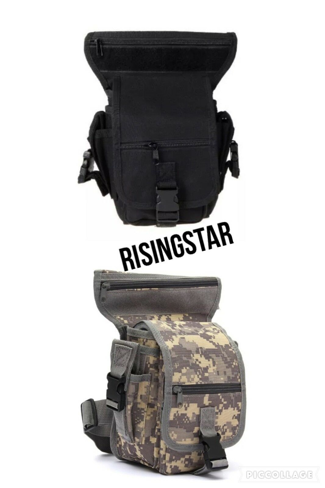 SWAT MULTI-PURPOSE OUTDOOR LEG DROP UTILITY BAG THIGH PACK FANNY PACK Travel NEW
