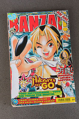 Banzai! 11/2003 - Manga-Magazin