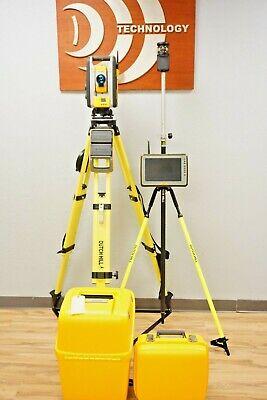 Trimble Rts773 Robotic Total Station 3 Sec Dr Hp Kenai Field Link Mt1000 S6