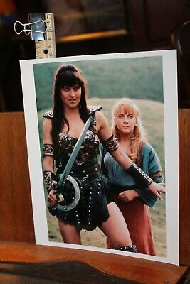 Vintage 1997 XENA Warrior Princess Lucy Lawless 8x10 Glossy Gabrielle