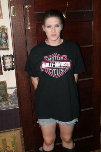 Harley Davidson T-Shirt Large Carson City Nevada