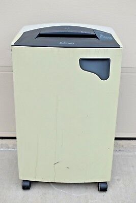Fellowes Powershred 320c-2 Industrial Confetti-cut Shredder - 14-16 Sheet