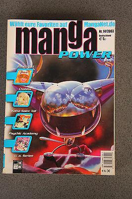 Manga Power - Ausgabe 14/2003