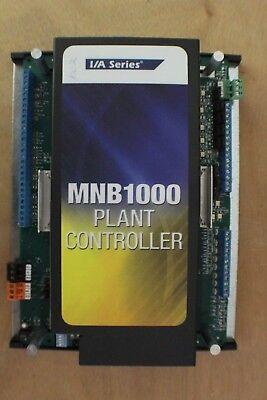 Schneider Electric Tac Mnb-1000 Micronet Bacnet Plant Controller
