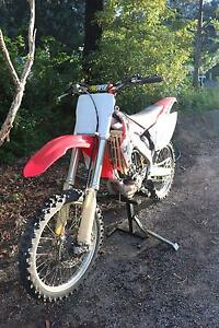 2007 CRF250R + spare bike Eltham Nillumbik Area Preview