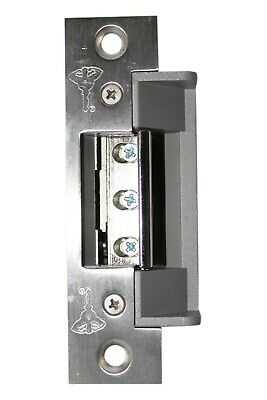 Mul-t-lock 876-ss Adjustable Electric Strike 4-78 X 1-14 8-16v Acdc