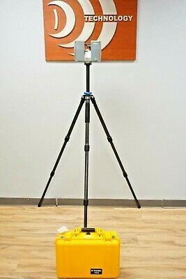Trimble Tx5 3d Laser Scanner 976000 Points Faro S120 Scene Software Calibrated