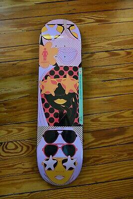 Girl skateboards Kennedy Starstruck deck Koston Michael Leon
