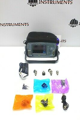 Sonatest Sitescan 150s Ultrasonic Flaw Detector Ndt Ge Aws Epoch Olympus 250