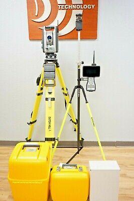 Trimble Vx Dr Vision Robotic Total Station 1 Sec Roads S5 S6 S7 S8 Scanner