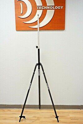 Trimble Seco Carbon Fiber Prism Pole Dutch Hill Bipod Robotic Total Station