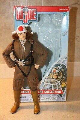 Action Man/GI Joe 1/6 Foreign Fighters Collection: WWII Japanese Zero Pilot, usado comprar usado  Enviando para Brazil