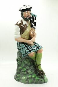 "Royal Doulton Figurine ""The Piper"" Adelaide CBD Adelaide City Preview"