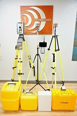 Trimble Is Solution Vx Robotic Total Station R10 Gps Gnss Rtk Vision S6 S7 S8