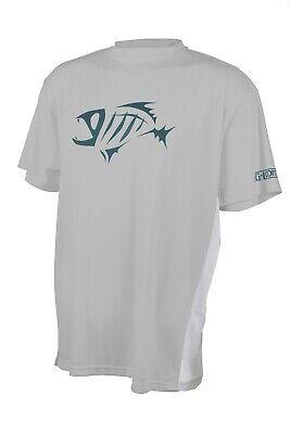 G. Loomis Skeleton Fish Logo Short Sleeve Tech Shirt (2019)