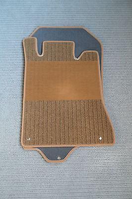 $$$ Rips Fußmatten passend für Mercedes Benz R129 W129 SL AMG + DATTEL + NEU $$$ gebraucht kaufen  Anrode