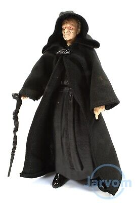 "Star Wars Authentic Black Series 6"" Inch #11 Emperor Palpatine Loose Complete"
