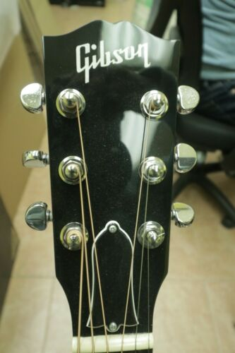 Gibson Hummingbird Sunburst 2019 AG Mahogany Acoustic Cherry Burst