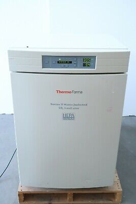 Thermo Forma 3110 Series Ii Co2 Water Jacketed Incubator Systems Ok