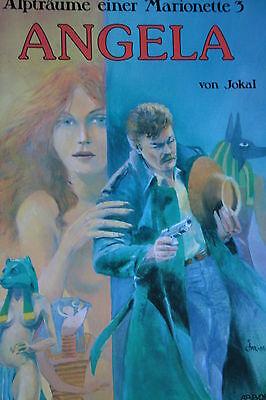 Jokal: Alpträume einer Marionette - Band 3: Angela - arboris SC