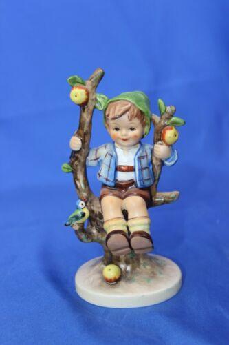 Small Goebel Apple Tree Boy Figurine 142/1