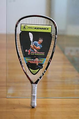 PROKENNEX RACQUETBALL RACQUET HC2 QUAD 170g  3 5/8 grip, used for sale  Shipping to Canada