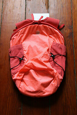 NWT Lululemon Seawheeze Run All Day Backpack II Bag Orange Coral $118 RARE