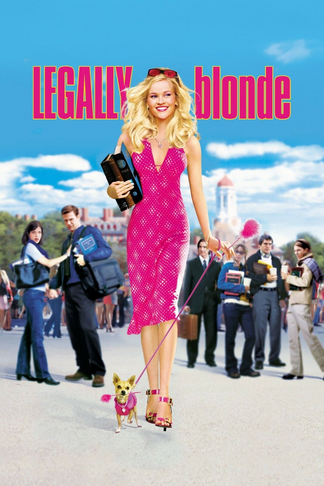 """Legally Blonde""""..Reese Witherspoon... Classic Movie Poster Various Sizes 